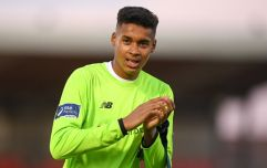 16-year-old Irish goalkeeper set to make move to Manchester City