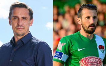 """""""It's a nonsense"""" - Gary Neville on the GAA's handling of the Liam Miller match"""
