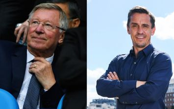 Gary Neville offers insight into how Alex Ferguson conducted his transfer business