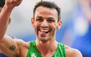 Thomas Barr secures stunning bronze medal at European Championships
