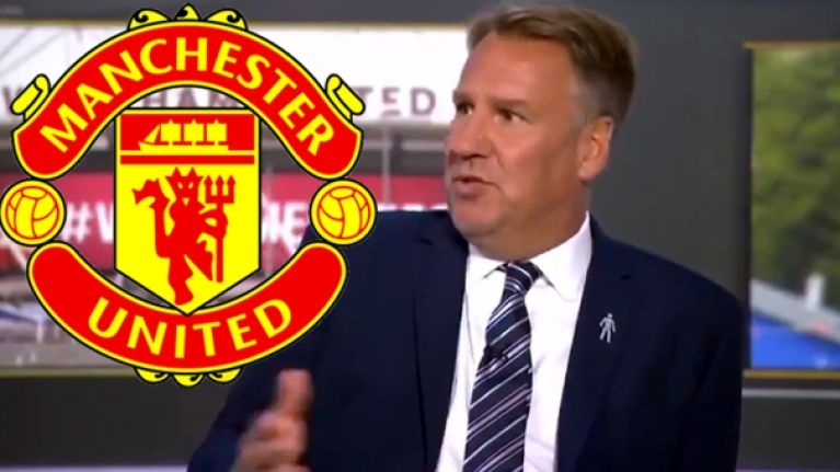 Paul Merson makes remarkable sense on Man United's transfer window fiasco