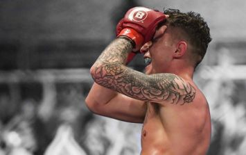 After overcoming crushing lows, James Gallagher feels like a world champion already