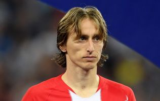 Luka Modric could follow Cristiano Ronaldo to Italy this summer, reports claim