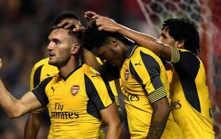 Unwanted Arsenal flop set to leave in €8m transfer