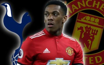 Anthony Martial '90% likely' to head to Spurs in swap deal