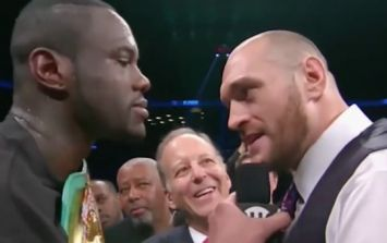 Deontay Wilder confirms Tyson Fury fight will happen before the end of the year