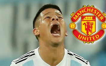 Marcos Rojo could be staying at United if Champions League qualifier doesn't go his way