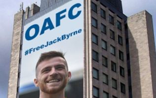 Oldham fans start campaign to 'free' Ireland midfielder Jack Byrne