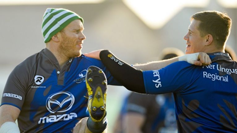 Former Connacht hooker in critical condition after suffering stroke