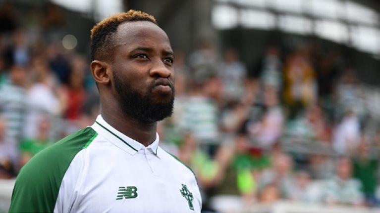 Moussa Dembélé takes swipe at Rangers after Celtic's Treble Treble