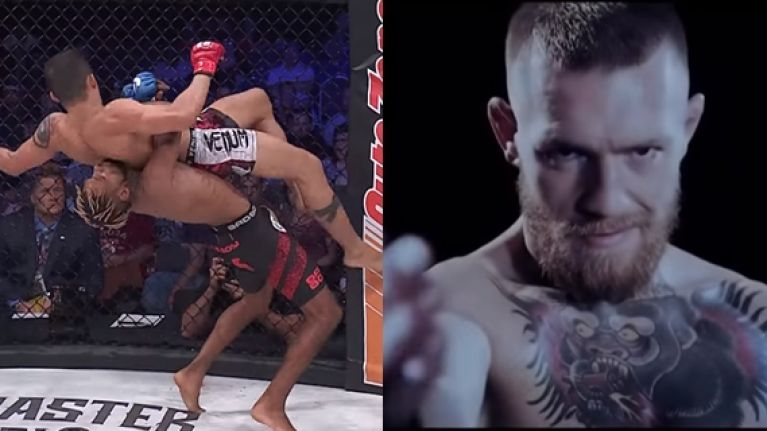 Why elite wrestler Darrion Caldwell's definitely not betting against Conor McGregor at UFC 229