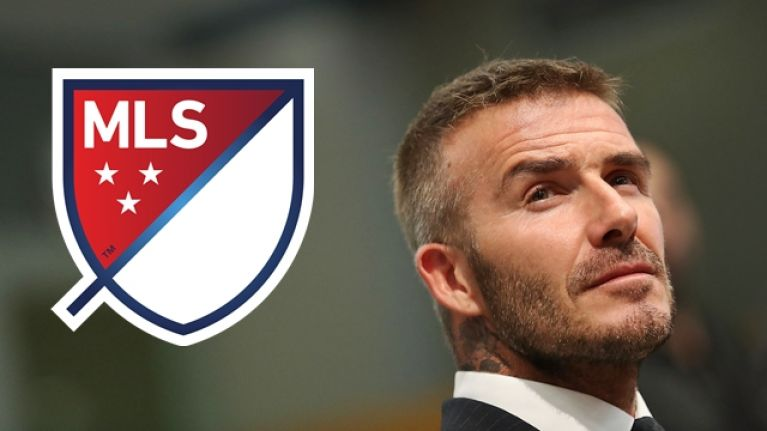 The crest of David Beckham's MLS team has been leaked, and it's a beauty