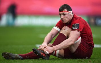 Robin Copeland: I had two Lions players ahead of me, how pissed off could I be?
