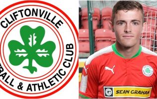 Cliftonville release scathing statement regarding player suspended for betting breaches