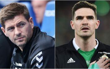 Steven Gerrard willing to trade Rangers fan favourite for Kyle Lafferty