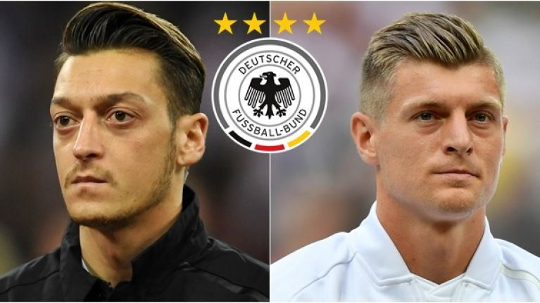 Toni Kroos responds strongly to Mesut Ozil claims of racism in German camp