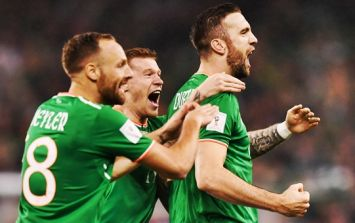 First rankings since World Cup sees Ireland make a climb