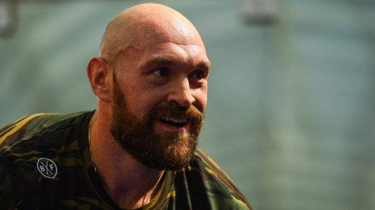 Frank Warren not happy about The Sun's Tyson Fury headline