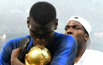 Paul Pogba's brother rejected by German club because of his physique