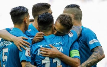 Zenit St Petersburg pull off greatest Europa League comeback for 33 years