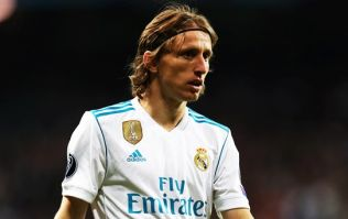 Italian giants accused of tapping up Luka Modrić