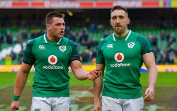 Jack Conan feels like he can close the gap on CJ Stander