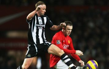 Can you name Manchester United's starting XI for their Premier League opener 10 years ago?