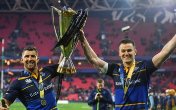 Champions Cup fixtures announced as Leinster begin their title defence at home