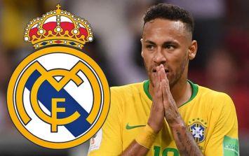 Real Madrid have three alternatives if 'unbelievable' Neymar offer fails