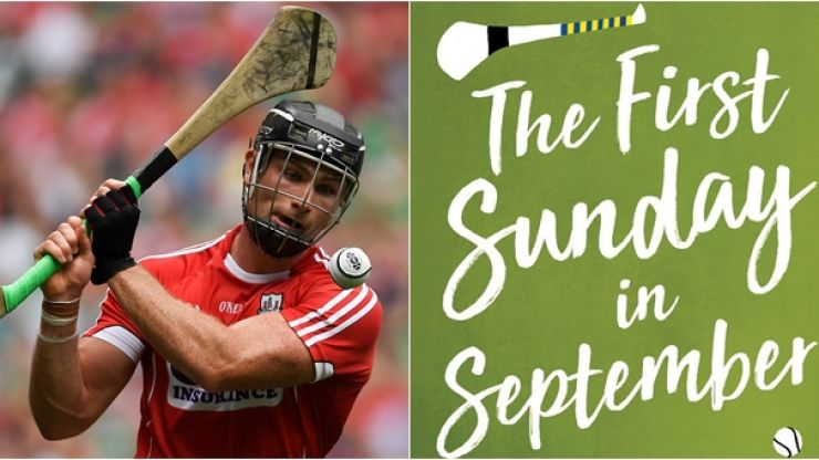 Former Cork hurling prospect writes poignant book based around All-Ireland day
