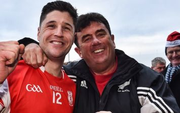 Des Cahill has an autobiography coming out and the title is close to his heart