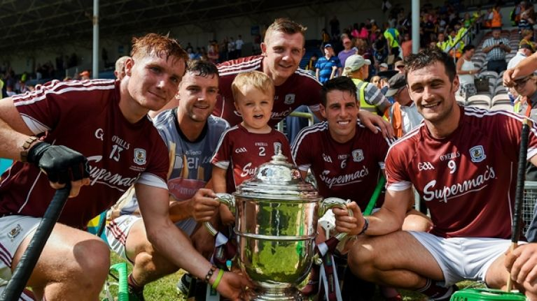 Just one, massive change for Galway's All-Ireland final team