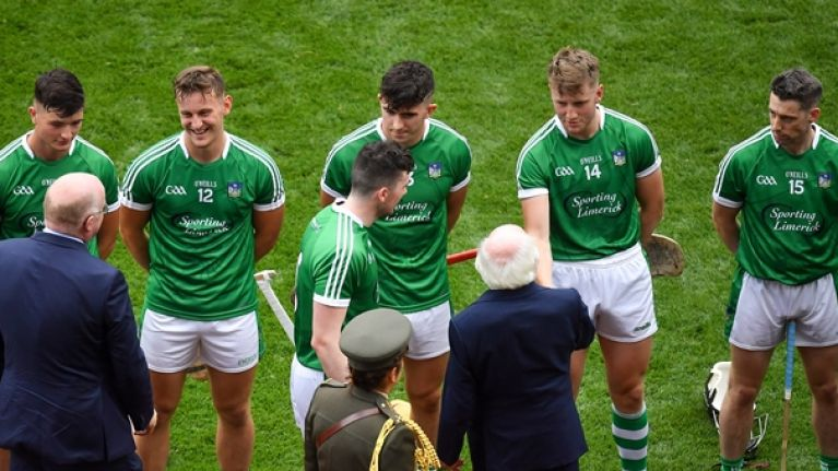 Limerick team named for All-Ireland final is a statement of intent