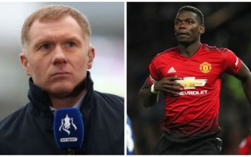 Paul Scholes says Paul Pogba is not a Barcelona 'type' of player