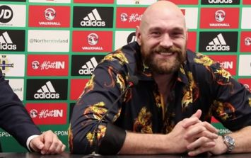 Tyson Fury reveals desire to move into admirable new field after boxing career