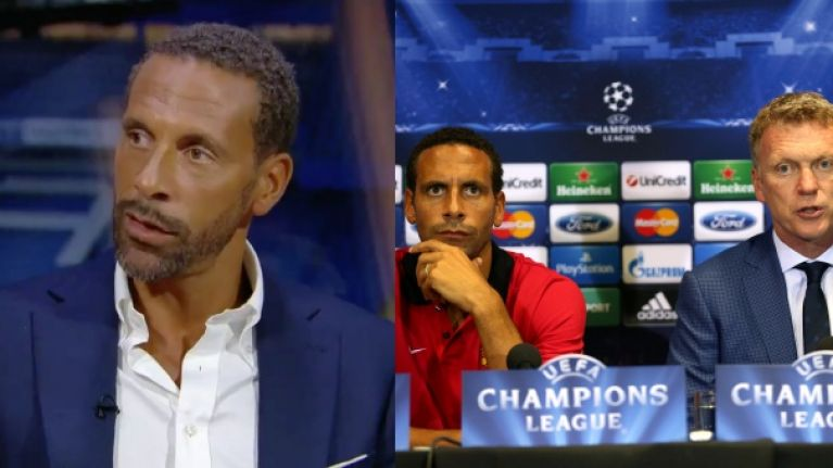 Rio Ferdinand absolutely nails Moyes' biggest failure at United