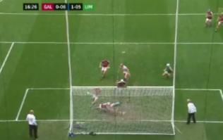 """That is the strangest goal I've seen..."""