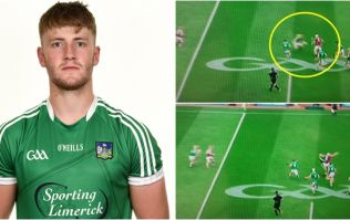 Please God, The Sunday Game gives us a proper replay of Seamus Flanagan's ruination of Gearoid McInerney
