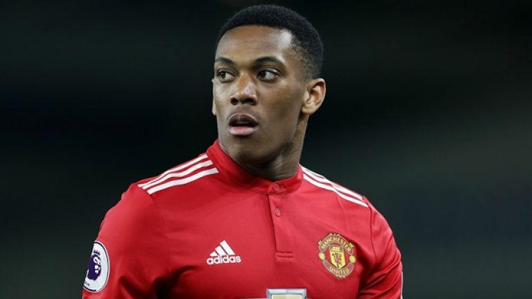"Jose Mourinho's ""withering"" behind the scenes assessment of Anthony Martial"