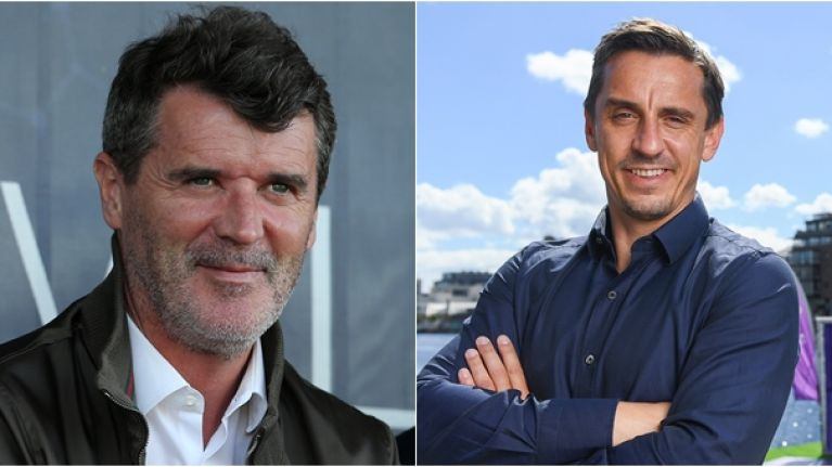 Gary Neville wants to get Roy Keane on Monday Night Football with Jamie Carragher
