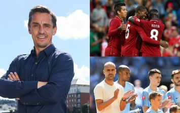 Gary Neville on Liverpool's title challenge and why Man City could be even better this season