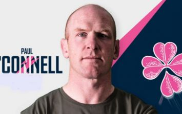 Stade players and staff are buzzing about the arrival of Paul O'Connell