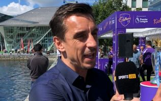 Gary Neville picks his best ever Ireland XI