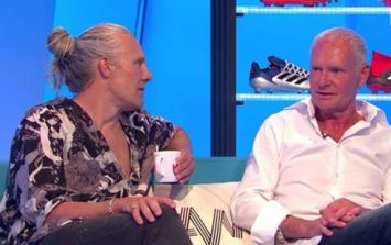 Paul Gascoigne dismisses claims he was drunk during Soccer AM appearance