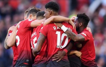 Man United graduates played more against Leicester than City's did during whole of last season