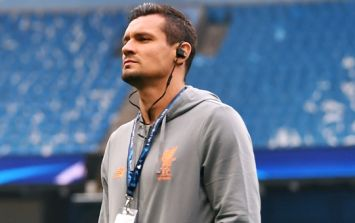 Liverpool are not happy as Dejan Lovren admits he is unable to train