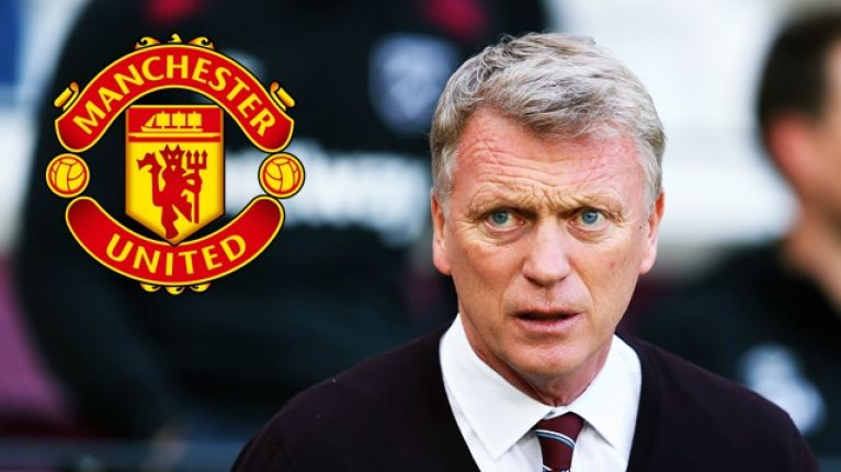 David Moyes has made a very bold prediction for Manchester United's season
