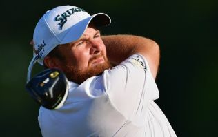 Shane Lowry is bloody killing it at the USPGA Championships