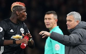 Jose Mourinho's comment directly contradicts Paul Pogba's take on penalty debate