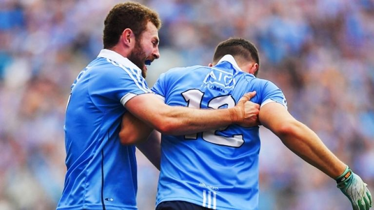 McCaffrey and O'Callaghan boss Galway as Dublin stroll into All-Ireland Final
